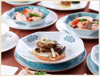 高級中華料理